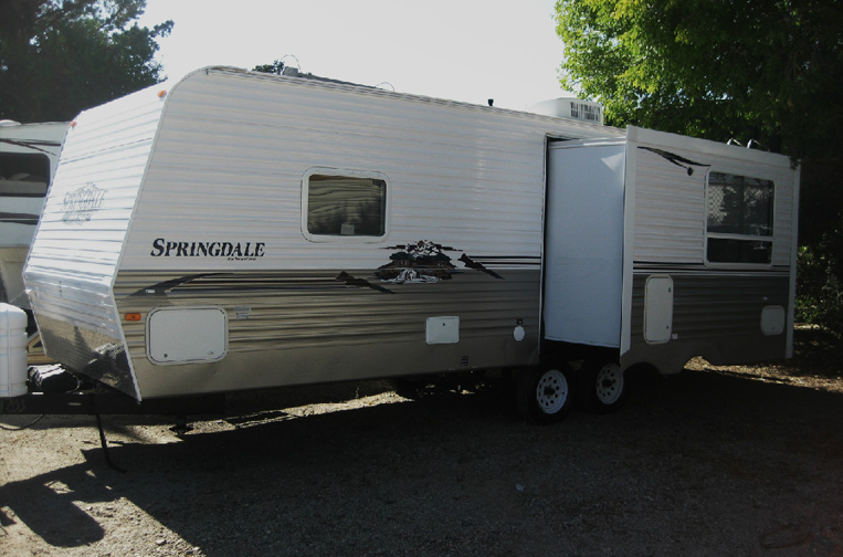 Thor Summit Travel Trailer